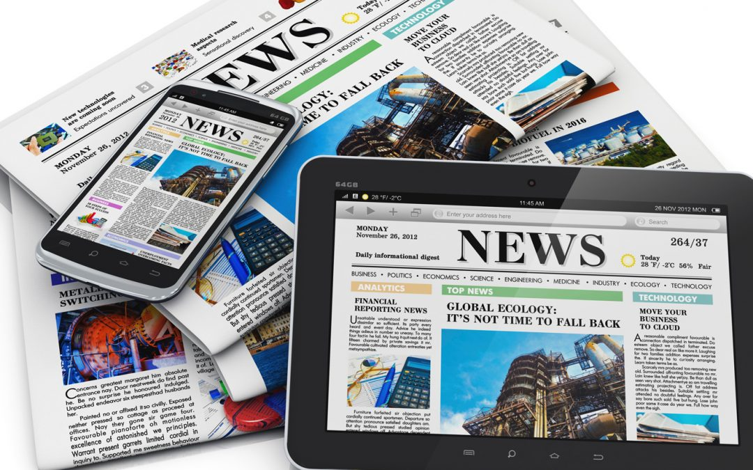 Working With News Reporters To Tell Your School Districts Story