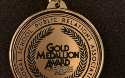 Donovan Group Receives NSPRA Gold Medallion for Referendum Communication
