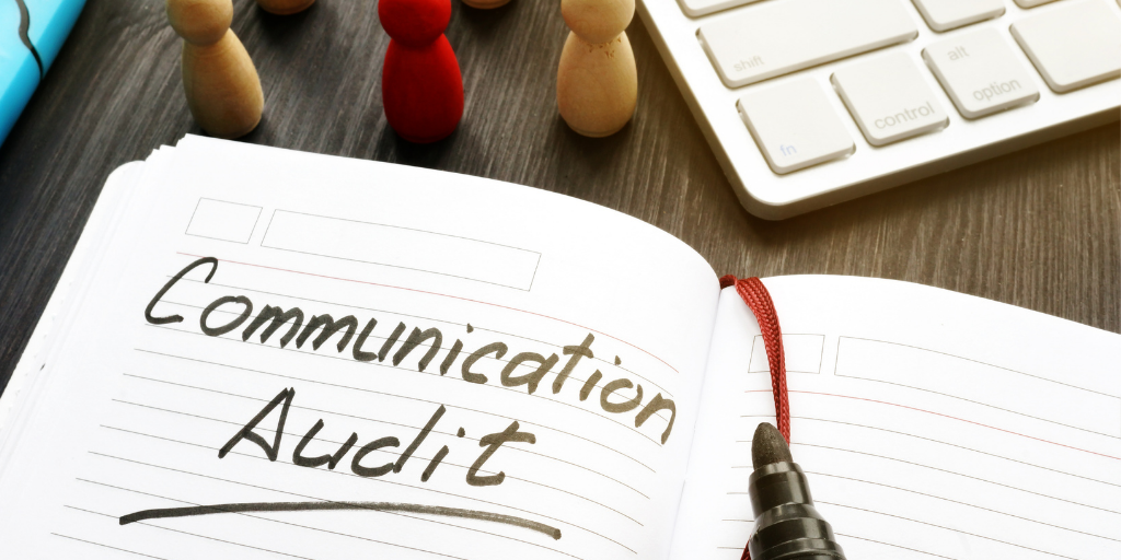 school communication audit